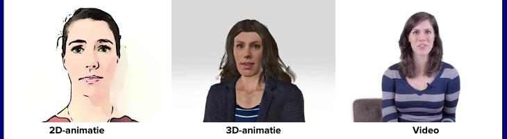 Voorbeelden 3D