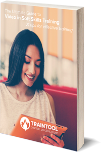 the ultimate guide to video in soft skills training
