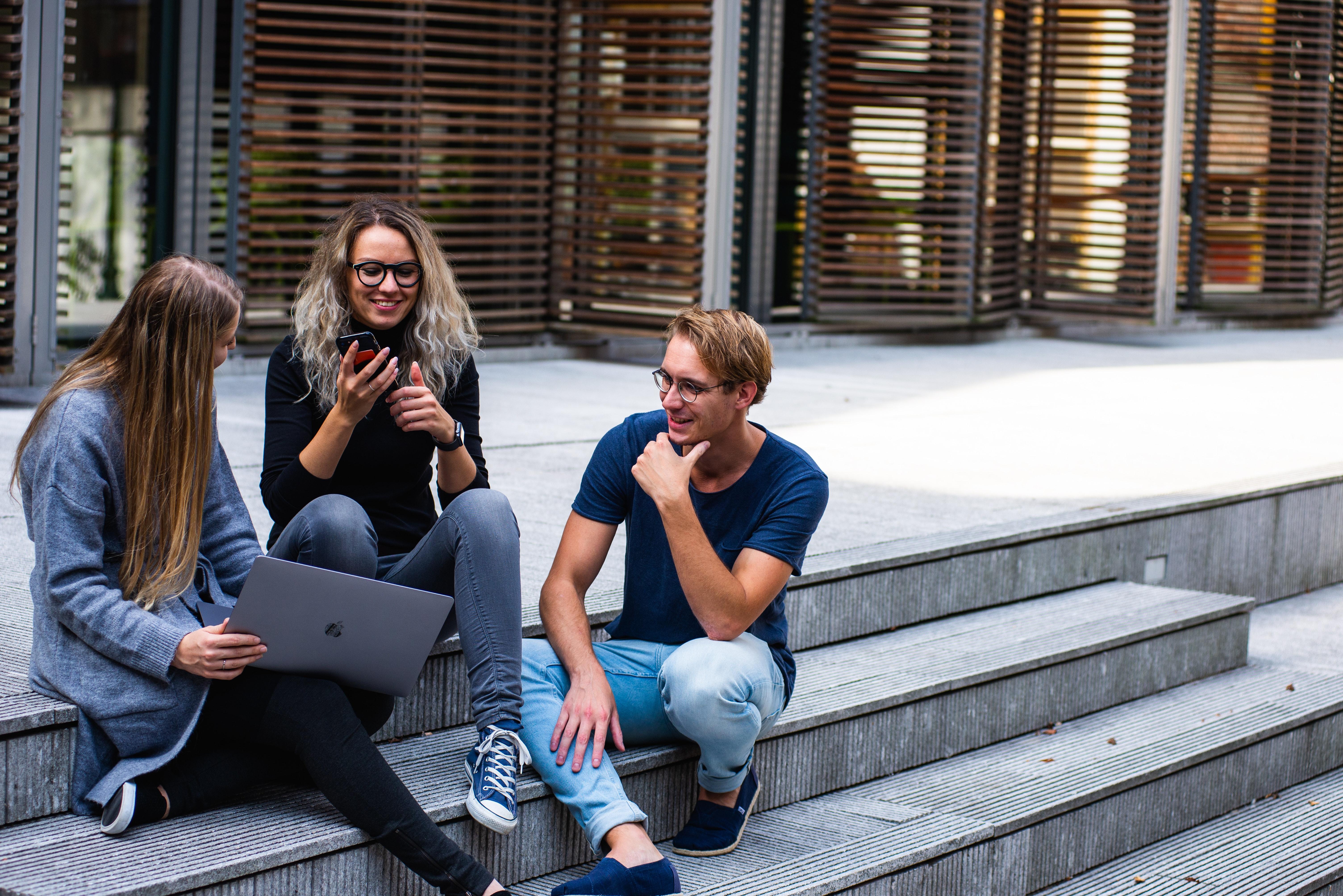 Communicatieve vaardigheden studenten