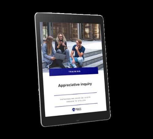 Training appreciative inquiry